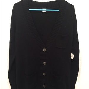 NWT Kirra brand long cardigan sweater size medium